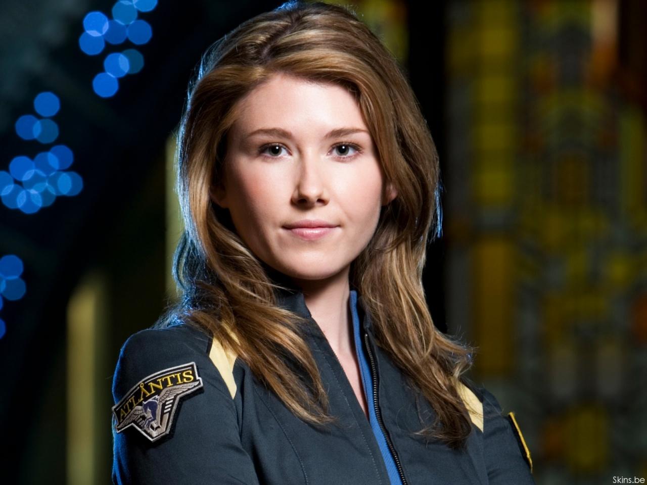 Jewel Staite dans Stargate Atlantis