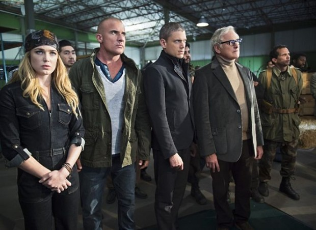 legends of tomorrow 1x02 groupe
