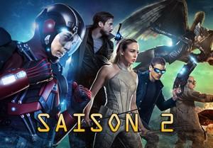 Legends_of_Tomorrow_saison 2 affiche