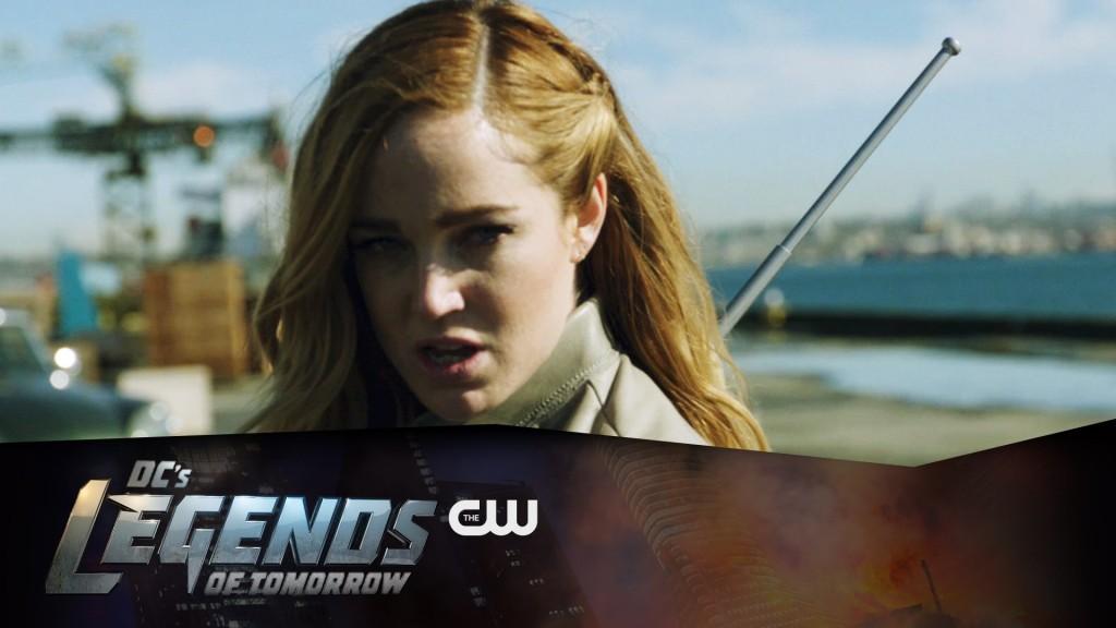 DC's Legends of Tomorrow _ Legendary Trailer _ The CW (BQ)