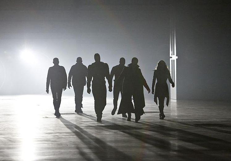 Legends 1x15 team