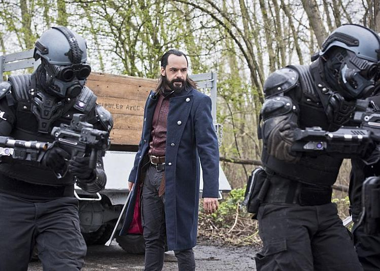 Legends of Tomorrow - Episode 1.16 - Legendary (Season Finale) Vandal savage 2