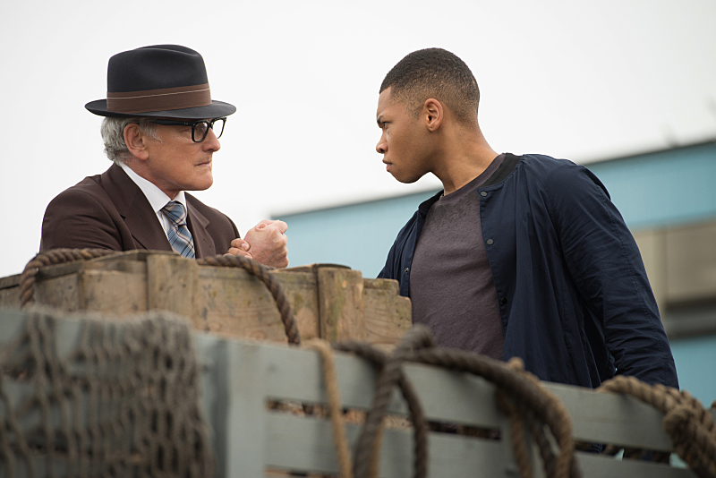 Legends of Tomorrow 2x01 photo stein