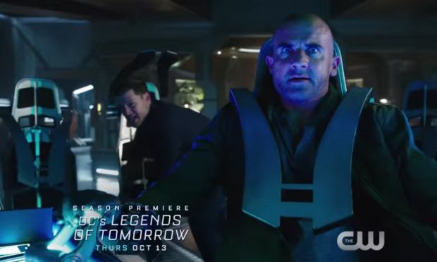 legends of tomorrow saison 2 trailer