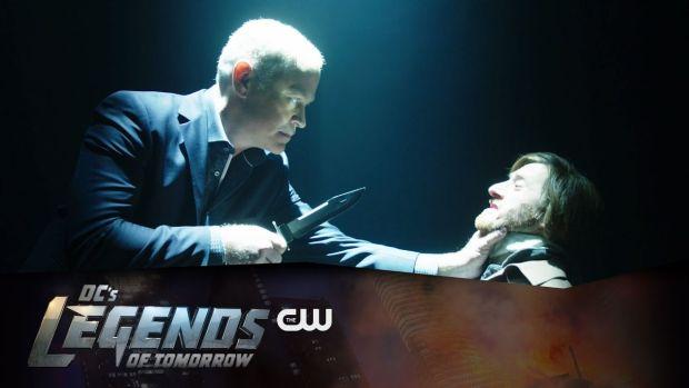 DC's Legends of Tomorrow _ The Legion of Doom Trailer _ The CW (BQ)
