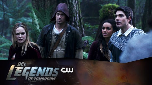 DC's Legends of Tomorrow _ Camelot_3000 Trailer _ The CW (BQ)