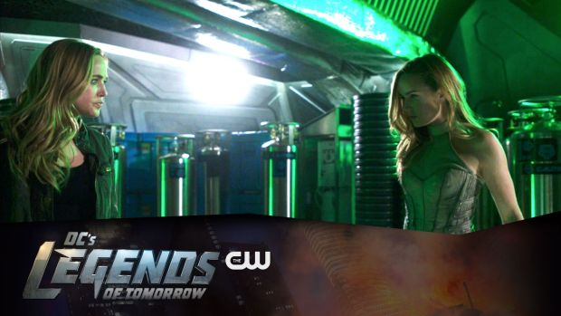 DC's Legends of Tomorrow _ Land of the Lost Trailer _ The CW (BQ)