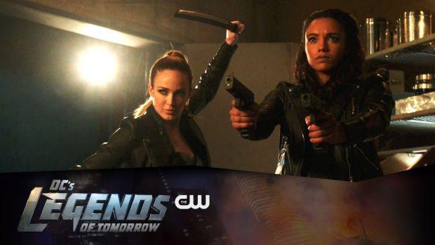 DC's Legends of Tomorrow _ Doomworld Trailer _ The CW (BQ)