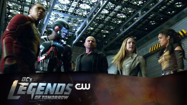 DC's Legends of Tomorrow _ Fellowship of the Spear Trailer _ The CW (BQ)