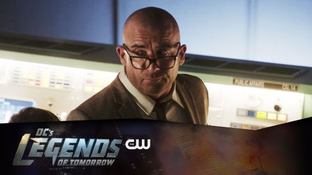 DC's Legends of Tomorrow _ Moonshot Trailer _ The CW (BQ)